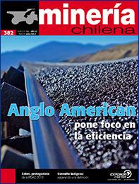 Mineria Chilena - April 2013