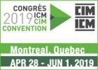2019 CIM Conference & Exhibition