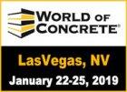 2019 World of Concrete
