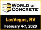 2020 World of Concrete